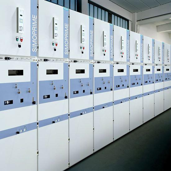 Hình ảnh  SIMOPRIME  switchgear