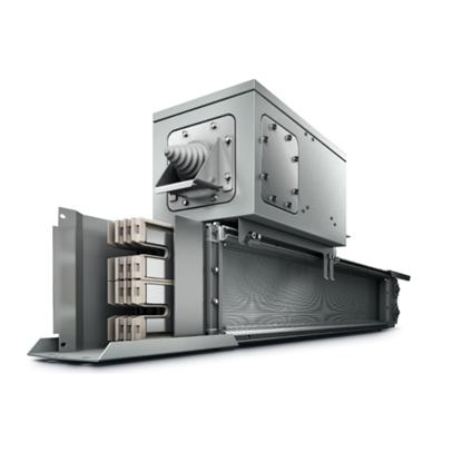 Hình ảnh Hệ thống LI busway Siemens