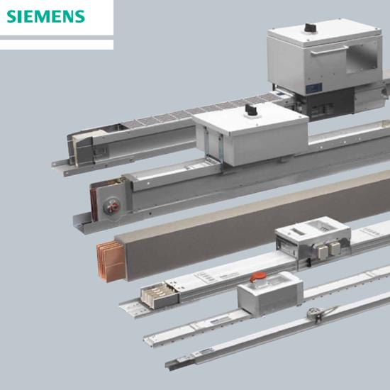 Hình ảnh Hệ thống LX Busway Siemens