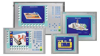 Hình ảnh HMI Siemens