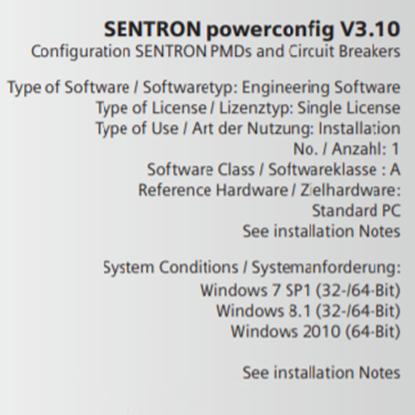 Hình ảnh Phần mềm Powerconfig