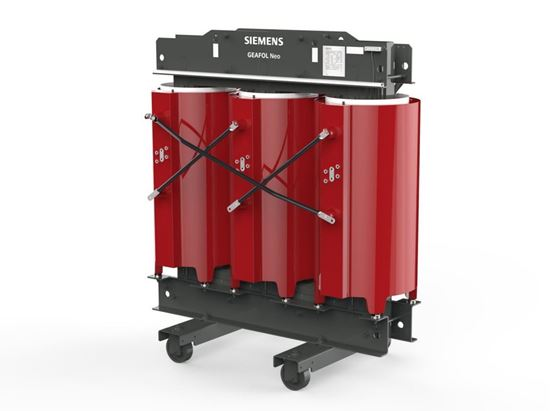 Hình ảnh Máy biến áp Siemens GEAFOL / CARECO